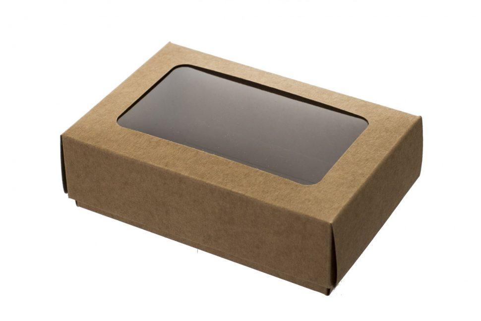 Malá papírová krabička