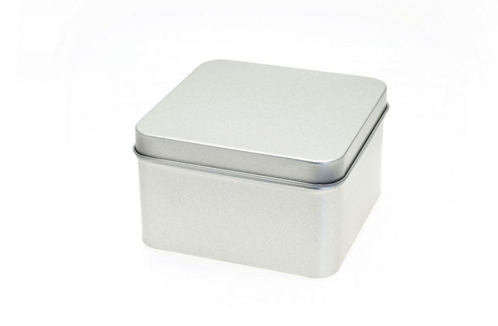 Krabička plechová