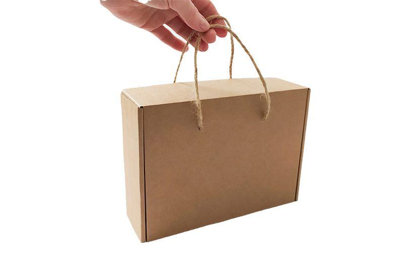 Dárková krabice papírová
