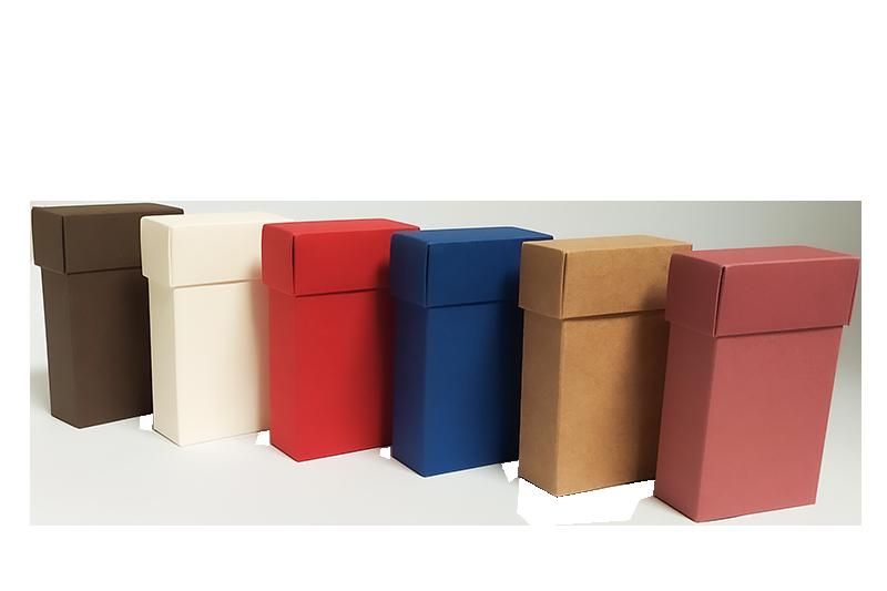 Dárková krabička barevná
